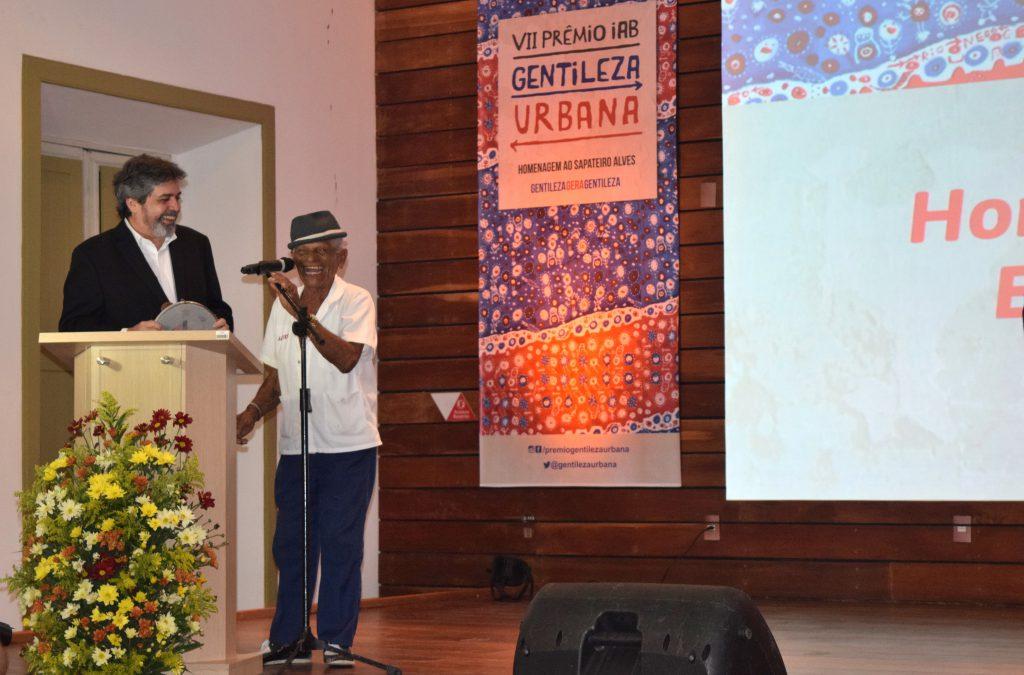 Sapateiro Alves é o homenageado da sétima edição