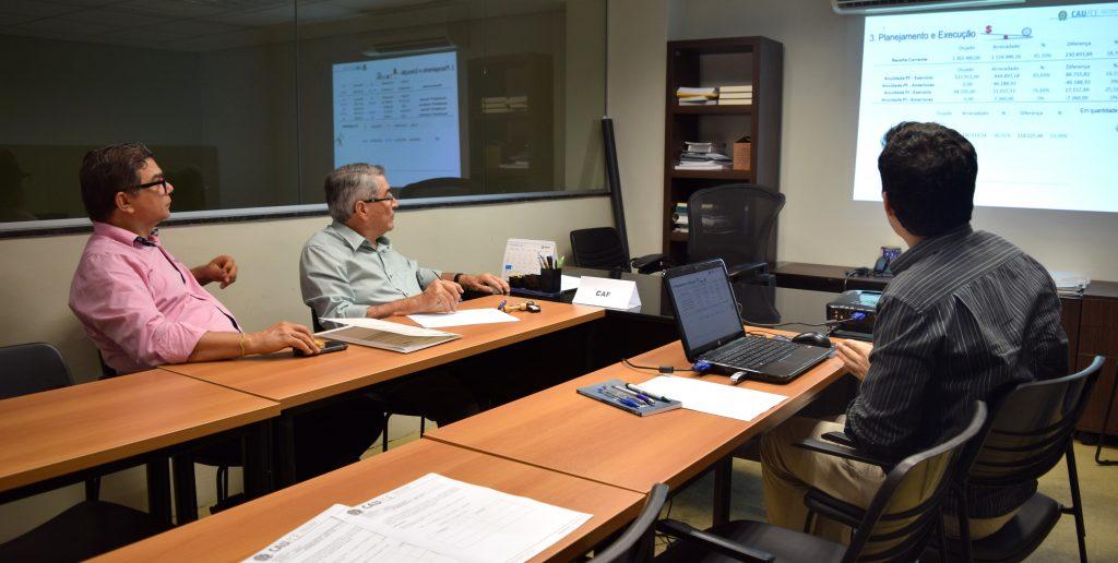 Comissão de Administração e Finanças