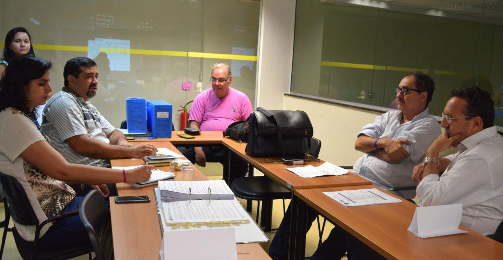 Comissões do CAU/CE reúnem-se mensalmente